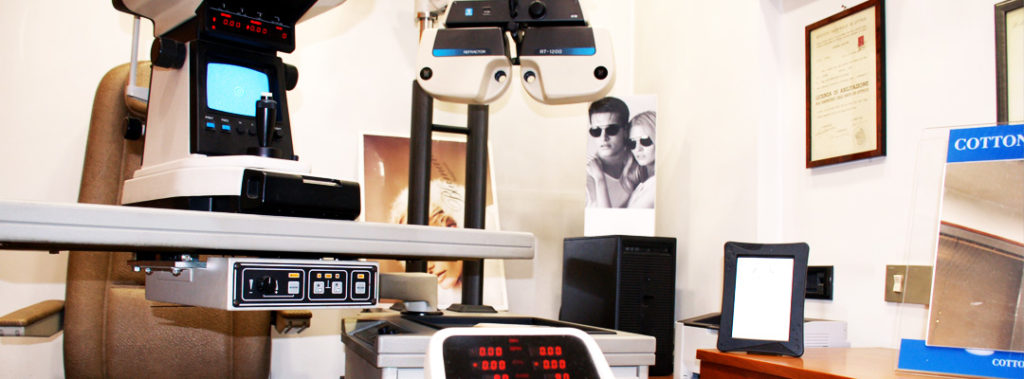 Da Ottica Iacino a Roma Prati visita optometrica