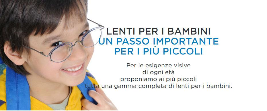 Da Ottica Iacino a Roma Prati occhiali per bambini