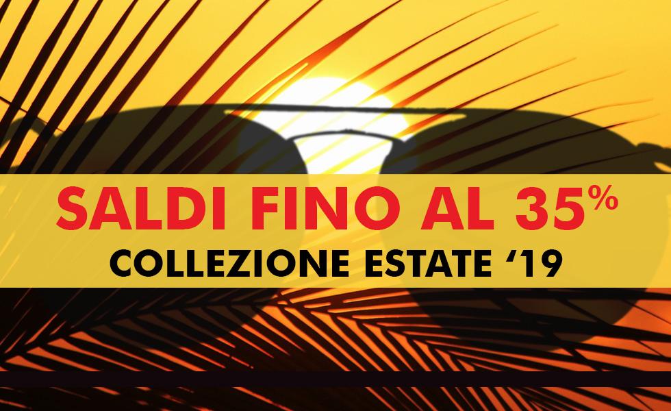 SALDI estate 2019 - Ottica Iacino Roma