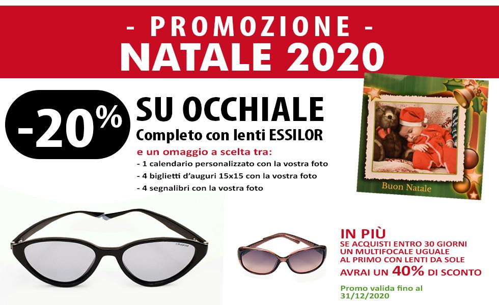 Promozione occhiali lenti Essilor a Roma