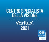 Ottica Iacino, Centro specialista Varilux 2021